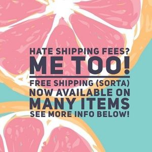 Shipping fees are the worst!